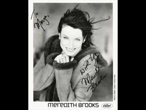 Meredith Brooks - Im a bitch, Im a lover Chords -