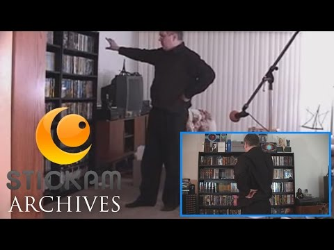 Stickam Archives - Setting Up the Sci-Fi Display LIVE!