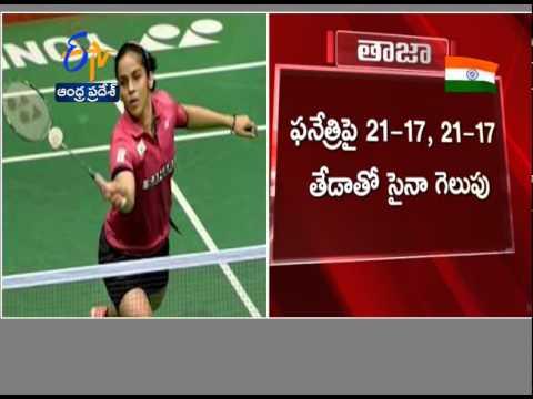 Saina Creates History, Storms into Maiden World Badminton Championship Final