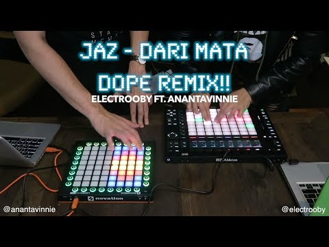 download lagu JAZ DARI MATA DOPE REMIX - ELECTROOBY ft. ANANTAVINNIE gratis