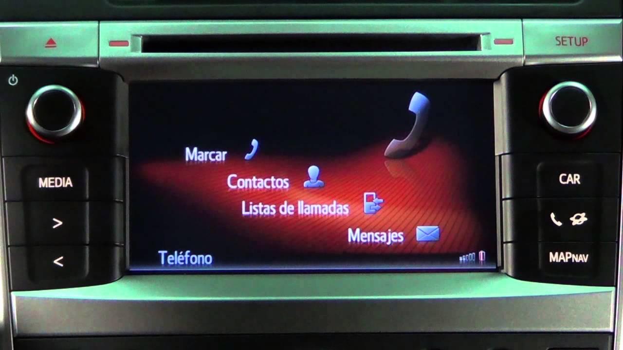 toyota verso modelo 2014 impresiones sistema multimedia toyota touch go 2 youtube. Black Bedroom Furniture Sets. Home Design Ideas