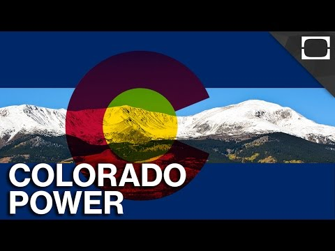 How Powerful Is Colorado?