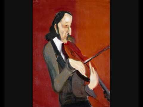 Nicolò Paganini - Sonata Napoleone