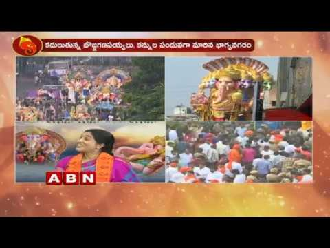 Discussion With Kondaveeti Jyothirmayi About Significance Of Ganesh Immersion & Celebrations | Part2