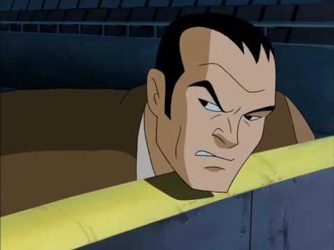 Batman Beyond Ace's origin