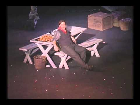 """Soliloquy"" from Rodgers and Hammerstein's Carousel (2010) --- Cody Heuer as Billy Bigelow"