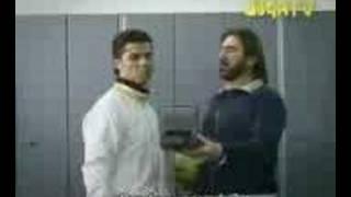 Ronaldiniho vs. C.Ronaldo
