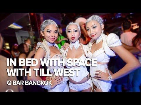 IN BED WITH SPACE at Q Bar Bangkok
