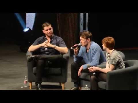 Calgary Expo - Doctor Who Panel - Matt Smith & Karen Gillan - April 2014 - Part 2/4