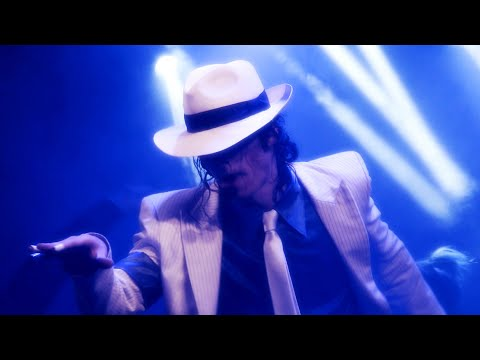 Smooth Criminal - Michael Jackson Impersonator - Ben Jackson Live