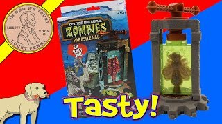 How To Set Up & Use The Doctor Dreadful Zombies Parasite Lab