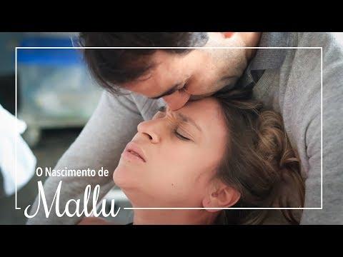 Nascimento de Mallu - Parto Normal thumbnail