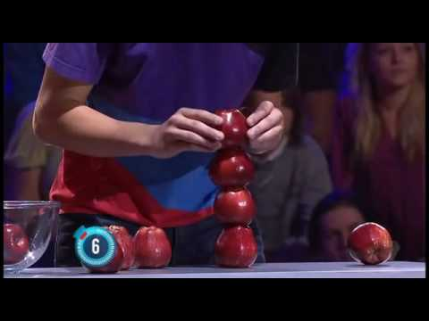 Minute To Win It Australia - Season 1, Episode 3, Part 2 video