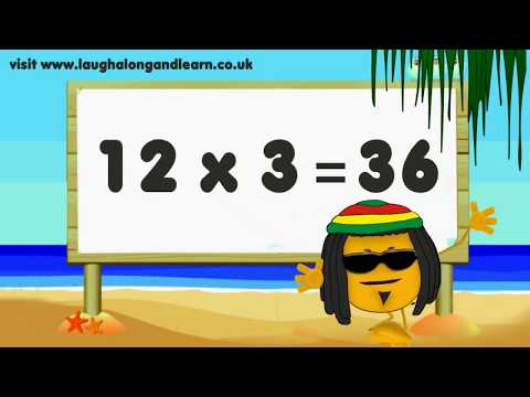Youtube 3 times tables learn the fun way lessonpaths for 11 times table rap