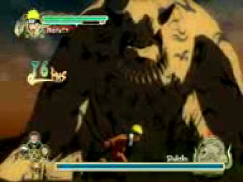 Naruto Ultimate Ninja Storm - Emachu.3gp video