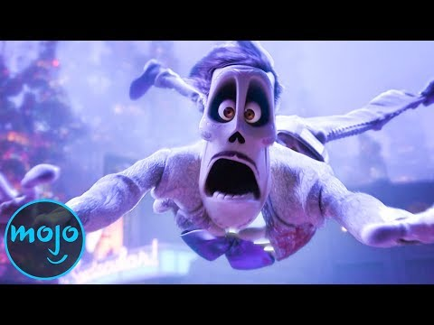 Top 10 Pixar Villains REDUX