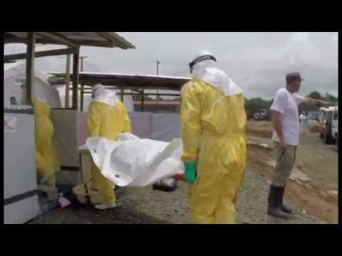 Fighting Ebola Today in Liberia