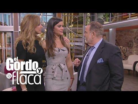 Raúl le da el más tierno abrazo a Clarissa Molina en su despedida | GYF