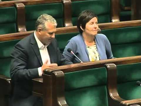 [341/430] Piotr Tomański: Bardzo Dziękuję, Panie Marszałku. Panie Ministrze! Wysoka Izbo! Obe...