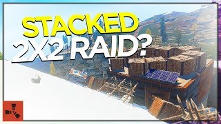 Wiping OUT RAIDERS amp  RAIDING Armored 2X2 SOLO V