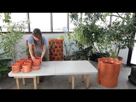 Garden Tower Project Instructional Series: Introduction to the Garden Tower 2