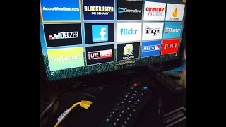 Easy Adding Apps to a Smart TV