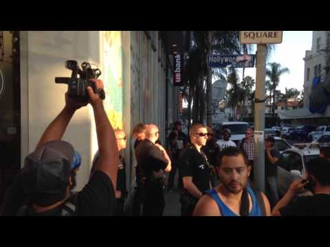 {HD} Vitalii Sediuk Punch Brad Pitt in Face Prankster Assault Arrested Hollywood maleficent Premiere