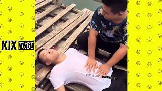 Cười Toẹt Mồm [P2] - Những Thằng Nguy Hiểm Nhất Trung Quốc 2017