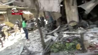موقف المجتمع الدولي من ممارسات النظام السوري