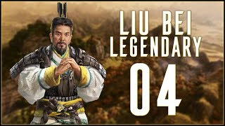 THE CONFEDERATION - Liu Bei (Legendary) - Total War: Three Kingdoms - Ep.04!