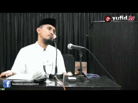 Kajian Tafsir Al Quran: Tafsir Al Quran Surat Al Humazah, Muqaddimah - Ustadz Abdullah Zaen