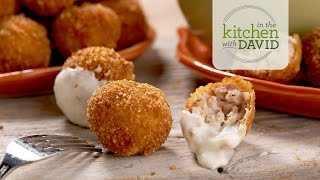 How to Make Chicken Cordon Bleu Bites