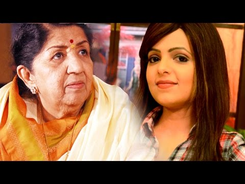 Sugandha Mishra Insults Lata Mangeshkar At 7th Mirchi Music Awards