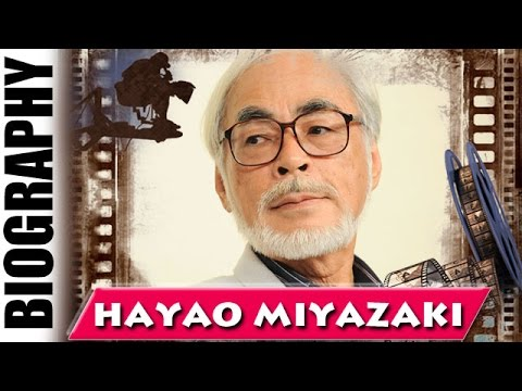 The Japanese Walt Disney Hayao Miyazaki - Biography and Life Story