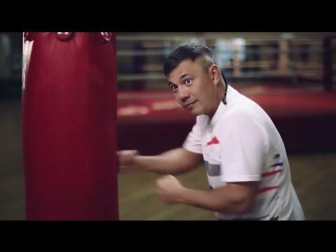 Костя Цзю: как правильно боксировать, EnergyLifeNL