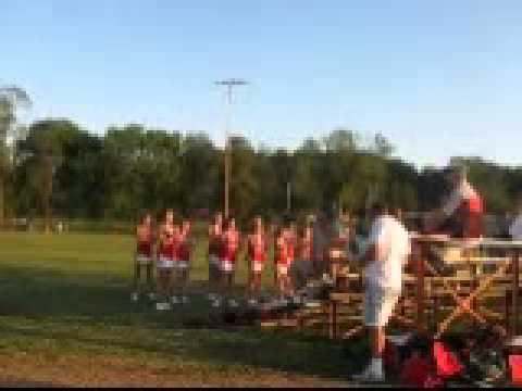 west alexander middle school cheerleaders