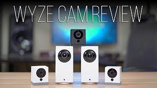 The Best Wifi Camera Is Only $20 - Wyze Cam Review