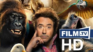 Dr. Dolittle: Robert Downey Jr. castet die Tiere Deutsch German (2020)