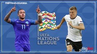 UEFA Nations League - Soi kèo dự đoán kết quả Hà Lan vs Đức (trực tiếp BĐTV)
