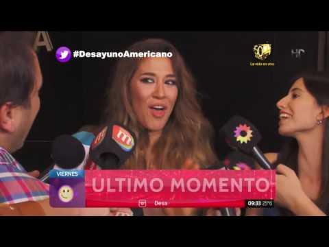 Jimena Barón: No volvería con Osvado, tuve dos intentos