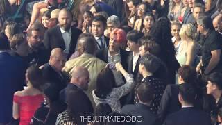 190501 BTS Pictures with Khalid, Terry Crews @  방탄소년단 2019 BBMAs 빌보드 뮤직 어워드