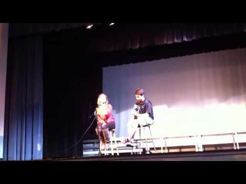 Miss Mandalay sings