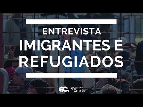 Entrevista | Refugiados: qual a responsabilidade da igreja?