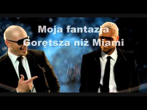 Pitbull - International Love Ft. Chris Brown Tłumaczenie Pl video