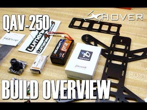 Lumenier QAV250 Mini Quad Build Overview