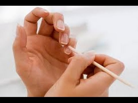 COMO HACER MANICURE PROFESIONAL PASO A PASO