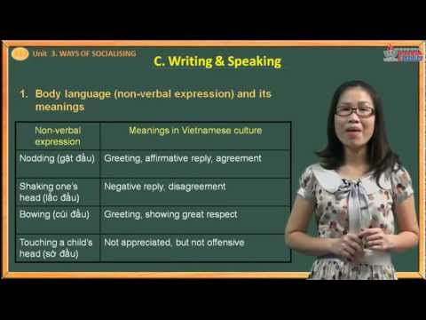 English 12 - Ways of socialising - Writing & Speaking - Cadasa.vn