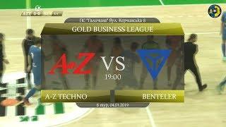 LIVE I A-Z Techno - Benteler Gold Business League 8