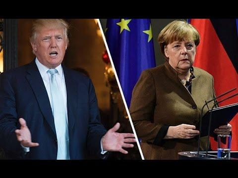 Германия — Трампу: научитесь делать хорошие машины