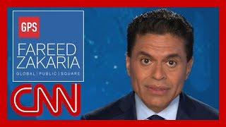 Fareed Zakaria: Trump's foreign policy is in shambles